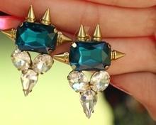 #stonestudded #earrrings #handmadejewelry #latestarrival
