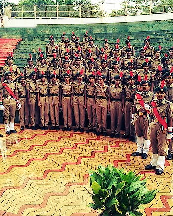 #ncccadets   #national cadet corps  #ncc  #independencedayspecial  #celebrations  #indian  #acharyanagarjunauniversity  #nagarjuna  #university  #acharyanagarjunauniversity #trendingpost  #google  #dill  #searching  #searchmeongoogle  #parade  #styles  #happy  #love  #happieness