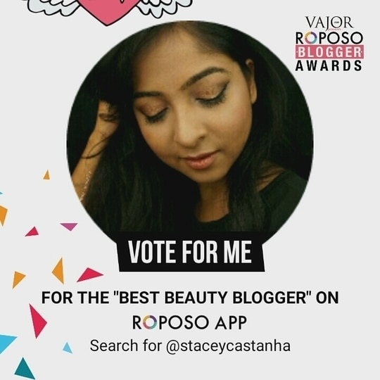 My love for makeup never ends! it's a passion which I love to share with everyone. ❤❤ It would mean so much to me if you could vote for me. ☺☺