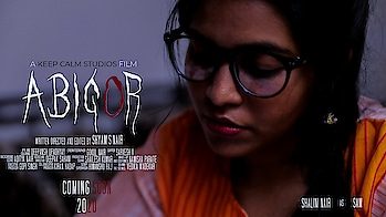 😈Hell won't be a myth anymore😈.... Our Second Official Character Reveal Poster...🎥ABIGOR🎥🔥#film #poster #filmmaking #actress