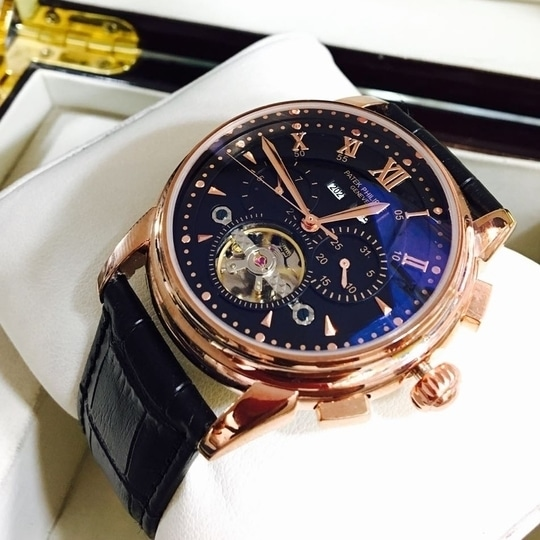 Men's automatic watch  All chrono working  1st copy high quality. #fororderwhatsapp919643960110