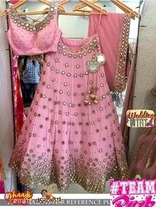 Whatsapp on 9651199318 Lengha :- Banglori silk Blouse :- Row silk Duppata :- net Rate :- 1999rs #WeddingOutfit #shaadishaadi #fashionista #teampink