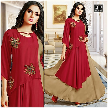 Buy Now @ https://goo.gl/S598XQ  Gorgeous Maroon And Beige Party Wear Embroidered Gown  Fabric- Fancy Fabric  Product No 👉 VJV-ROYK32392  @ www.vjvfashions.com  #gown #gowns #indianwear #indianwedding #fashion #fashions #trends #cultures #india #instagood #weddingwear #designer #ethnics #clothes #glamorous #indian #beautifulgown #beautiful #gown #indiangown #vjvfashions #pretty #celebrity #bridal #sari #style #stylish #bollywood #vjvfashions