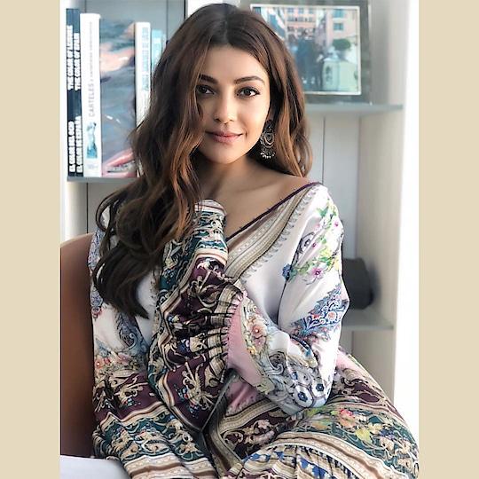 Kajal Agarwal #kajalaggarwal #photoshootdiaries #wow #actressstyle #bold-is-beautiful #beauty #hotlady