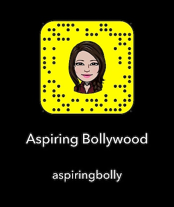 Get us on #snapchat #snappers #snap #snapcode #indiansnapper #indianblogger #bollywood #news #update #bollywoodlife #actorslife #snachatter #contactus
