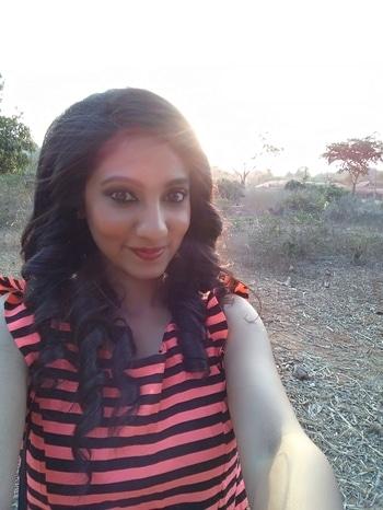 Twilight zone! #shootmode #twilight #neonpink #neon  #hairandmakeup #curls #hairstyle #monday