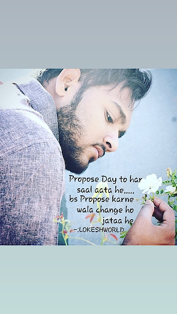 #roposo   #proposeday2019   #ropo-good  #roposostar  #ropo-daily  #roposofollow  #like #likemypost #ropo-video #ropo-lov #oncemore #followme #followers #following #proposal #roposo-lov #feelings #feeling #feel #feeling-loved #insta #instapic #fbloggler #facebook #face