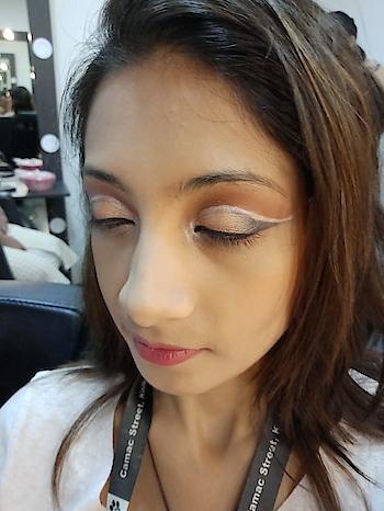 Cut Crease Makeup Look 💄 #makeup #eye-makeup #ropo-makeup #makeupartist #makeupartistindia #makeupandbeauty #makeupartistkolkata #makeupartistmumbai #cutcreaseeyemakeup #sudeshnasmakeover #followme #followmeonroposo #beauty #fashion #styles #roposo #roposomakeup #roposomakeupartist #roposomakeupandfashiondiaries #roposobeauty #roposofasion #roposostyle #roposofollow #roposofollowme