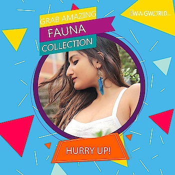 Shop stunning#faunacollection . .#TheswagWorld #jewelleryaddict #subscriptionbox #jewellerysubscriptionboxindia . @the_swagworld . Shop at www.theswagworld.com . WhatsApp on 9664352272 to place your order. . #subscriptionbox #monthly #theswagworld  #theswagbox #follow #subscriptionboxaddiction #varietiesofswagbox #loveforsubscriptionbox #ladiessubscriptionbox #classicswagbox #miniswagbox #swagboxwithabonus #princessswagbox #curateyourswagbox #stylemyswagbox #trendyjewelry #statementjewellery #thebnbmag  #floralswagbox #jewellery #jewelry #jewelryoftheday