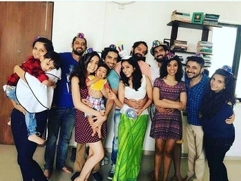 Barun Sobti, Sanaya Irani and team Iss Pyaar Ko Kya Naam Doon's reunion will make you nostalgic