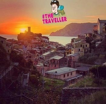 #vernazza,#cinqueterre ,#italy #thetraveller