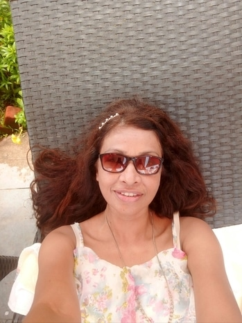 Chillin like a villain in Goa...#funtimes #bikinibabe  #supermodel