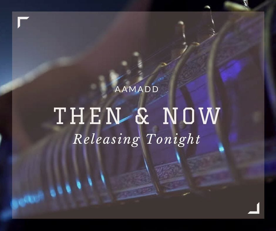 Stay tuned! :) #aamadd #aamaddproductions #originalmusic #musicians #fortheloveofgoodmusic #keepsharing #keepsupporting #love #peace #musicforall #rhythmlove #loveforindianmusic #taal #sur #sangeet #raag #raagsangeet #raagculture #ourperception #fusion #worldmusic #sitar #electronicmusic #staytuned