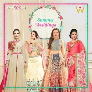 Wedlista's got this season's trends covered- bright colour palettes, fun tassels, untamed flowers and romantic silhouettes! 💕  #WedLista #FashionforWeddings #summerweddings