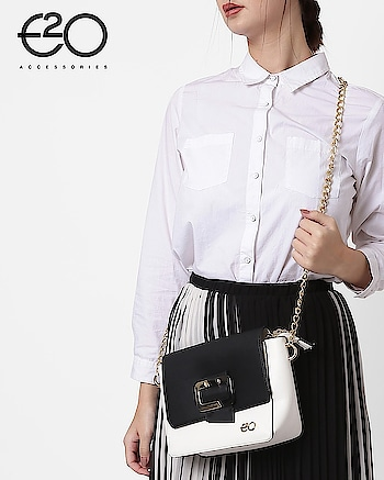 When nothing seems appealing you, go for a monochrome look that always works #E2oFashion