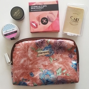 The april 2017 fab bag unboxing is up on my blog. I know its a bit late. #InMyFabBag #April2017FabBag #FabBag #BeautyBox #Unboxing #Makeup #FaceScrub #FaceCare #SkinCare #IndianBeautyBlogger #BeautyBloggerIndia #BeautyBlogger #RajasthaniBlogger #RajasthaniBeautyBlogger #Ayorma