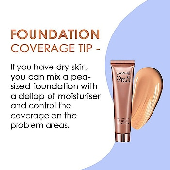 Foundation hack to target your skin's needs. #beauty  #makeup  #beautytips  #foundation