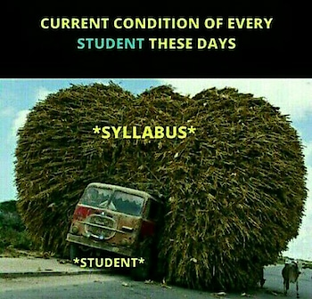 #student #syllabus
