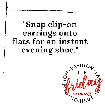 Friday Fashion Fun with the Red Box ! #stylediary . . . . . #theredbox #fashiontipfriday #tgif #fashiontips #instafashion #instafashionista #fridayfashion #styletips #vocalforlocal