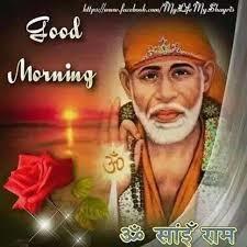 Om Sai Ram! #goodmorning #thursday #dailywishes #dailywisheschannel #saibaba #haveaniceday #itsalmostweekend #roposopost #roposowishes