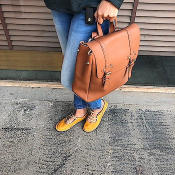 Brighten up your everyday with the Mad Nomad #INTOTOs  . . .  #fashionforall #globaltrends #shoelove #dailyfashion #womenswear #shoefie #daylook #trendy #everyday #stylefile #collegewear #whatshot #trends  #casualshoes #funky #flats #newbeginnings #yellowshoes #slipons #daylook #casuallook