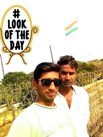 #LookOfTheDay