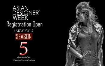 Registrations Open for ADW FW'17, Season 5 Talkatora Stadium, Oct 2017. Designers kindly send us the lookbook at hello@asiandesignerweek.com. We will review and get back to you.  Photo Courtesy - Arbab SiDD Photography  #ADWAW'17 #asiandesignerweek #fashioncrossesborders #fashionisone #asian #international #designer #NewGen #NextGen #Fashionpreneur #FreshTalent