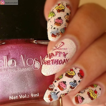 #Repost from @madovernailart with @regram.app   ...   🎂Happy Birthday Divya🎂 @nailart_and_me  Collab hosted by @itskittynails  Theme - Birthday nails  Participants- @his_shadow  @colourblushnails  @rachi_padhte  @s_o_ph_z  @its_creative_  @thepaintedsaga  @kaveeshaarts  @itskittynails  @bsreya  @madovernailart  #Happybdaydivya#like4like #InstaTags4Likes #liker #likes4likes #photooftheday #likeforlike #liketeam #likeback  #likealways#nailartoftheday#nailart#nailartlove#holo#holographic#sveta#simplynaillogical#yagala#kukoph#nailit#nailitdaily#nailstagramk