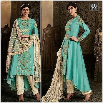 Buy Now @ https://goo.gl/EUfjv6  Wonderful Sea Green Silk Designer Pant Style Suit  Fabric- Silk  Product No 👉 VJV-NAKK11062  @ www.vjvfashions.com  #dress #dresses #bollywoodfashion #celebrity #fashions #fashion #indianwedding #wedding #salwarsuit #salwarkameez #indian #ethnics #clothes #clothing #india #bride #beautiful #shopping #onlineshop #trends #cultures #bollywood #anarkali #anarkalisuit #beauty #shopaholic #instagood #pretty #vjvfashions