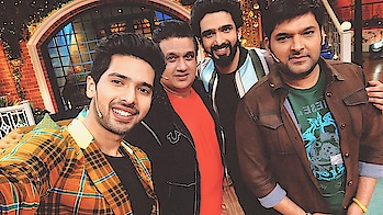 You go from 😊 to 😂 within no time when you have @kapilsharma around! It was an absolute riot on #TheKapilSharmaShow!  Don't miss the MALIK's, tune in at 9.30 PM to @SonyTVofficial @DabooMalik @Amaal_Mallik @KapilSharma