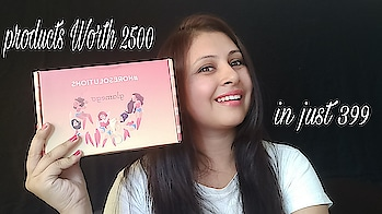 video is live on my channel ,link is in bio  #beautybox #glamego #january #boxe #noresolutions #beautyblogger #beautybloggerindia #beautybloggermumbai #youtuber #youtubeindia #roposo #roposogal #roposolove #reposolife #biobloom #skinradienceoil #nature #bellavoste #bellavosteindia