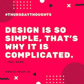 #tuesdaythoughts #advertising #graphicdesign