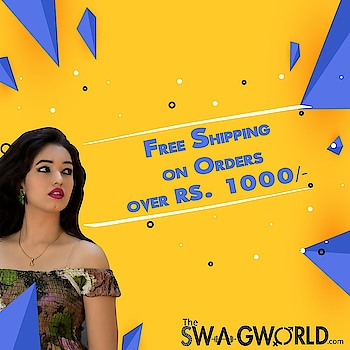 Shop for amazing jewelry collection . .#TheswagWorld #jewelleryaddict #subscriptionbox #jewellerysubscriptionboxindia . @the_swagworld . Shop at www.theswagworld.com . WhatsApp on 9664352272 to place your order. . #subscriptionbox #monthly #theswagworld  #theswagbox #follow #subscriptionboxaddiction #varietiesofswagbox #loveforsubscriptionbox #ladiessubscriptionbox #classicswagbox #miniswagbox #swagboxwithabonus #princessswagbox #curateyourswagbox #stylemyswagbox #trendyjewelry #statementjewellery #thebnbmag  #floralswagbox #jewellery #jewelry #jewelryoftheday