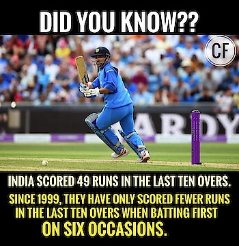 #cricfactsofficial #indiancricketteam #bcci #recordstore #records #rarefacts #likeforlikes #viratkohlifans #dhonism #facts #wc2019 #bestfacts #englandcricket #makethispopular #cricketnation #cricketfans #lovensupport #australiacricket #pakistancricket #makethispopular #srilanka