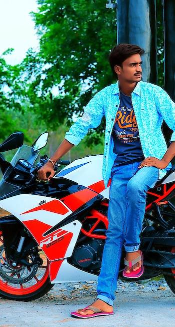 #Hey bro...👉 #Don't show off by riding with girl infront of me...🤭 #You get satisfied if a girl gets upon your bike...🤦‍♂ #But i get happy if i sit on my bike...🏍 #I am a bike lover whereas u are a girl lover...😇 #I'm utilizing my time to enjoy myself, you are utilizing ur time for girls enjoy....✌ #That's only the difference....🔥