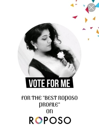 Hello Roposo Fam  I have had the most wonderful journey on roposo . It has been an year since I joined roposo . The constant amount of love which is pouring from you guys is appreciable . So I am nominated in The best Roposo profile category . I would be excited if you guys could spare a moment and vote for me 💖  .Each click on the vote button wins my heart 💗   love u all   Follow me on my social media -  Facebook- https://www.facebook.com/FianaFashion...   Google Plus - https://plus.google.com/u/0/   Twitter- https://twitter.com/fiana_speaks   Roposo - @fianafashionforward   Explore the latest trends across the globe with one click  Perk up your style statement  Unlimited envy Guaranteed  @roposotalks #soroposo #roposolove #roposoaddict @roposocontests #wedmealready #calcutta #ludhiana #indianfashionblogger #glam #gorgeous #follow4follow #traditional #sweet #makeup #designerstuff #tshirt #beauty #goals #jeans #like4like #celebrity #fashion #hot #lehenga #clothes #fashionblogger #cute #picoftheday #followme #dress #fashionista #fashionstyle #beautyblogger #indindresses #goodmateriel #nailartdesigns #nicecollection #awesomelook #fashionmoments #lehangas #lahengas #streetstyle #girls #beauty #delhi #picoftheday #styleblogger #fashionblogger #blogger #makeup #indian #ootd #love #online #followme #mumbai #beautyblogger #shopping #fashion #ropo-love #lakmefashionweek #indianblogger #fashionista #likeforlike #myfirstpost #beauty #likesforlikes #follow4follow #stylesnapper #fashionlover #streetstyle #fashiondiaries #tagsforlikes #lookbook #followforfollow #followme #styleblogger #indianfashionblogger #myfirststory #new #makeup #mumbaiblogger #mumbaikar #indianblogger #chic #fashionista #hairstyle #mumbai #fashionblogger #beautyblogger #youtuber #indianyoutuber #classy #summer #goodvibes #style #monochrome #indianyoutuber #youtubeindia #youtubecreators #beautyguru #chic #delhiblogger #food #whatiwore #fashionlover #bloggerlife #foodie #blogger #like4like #wedding #photoofth