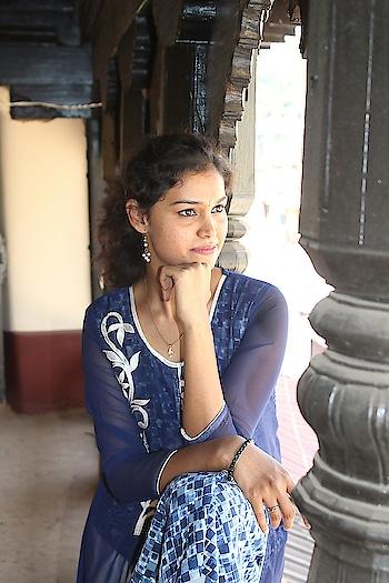 👻❤️ #fashionlook #barkur #udupi  #karnataka #travel-diaries #travelinstyle #travelthrowback #studytour #templevisit #weatherlove #ropo-style #ropo-love #ropo-beauty #ropo-good #ropo-girl #roposo-post #roposo-thebeautitude