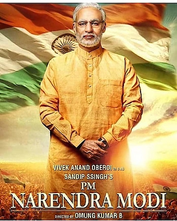 Vivek Oberoi in & as PM Narendra Modi!! How excited are you for this one? . . .  #Bollywood  #bollywoodactor  #biopic #vivekoberoi #pmnarendramodi #narendramodi #narendramodiji #IndianPM #narendramodi