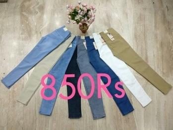 Premium high waist denim jeggings   Fabric- premium denim *Size-28,30,32* *@850+$*  *SUPER QUALITY*  #jeggings #jeggingsfashion #westernwear #denim