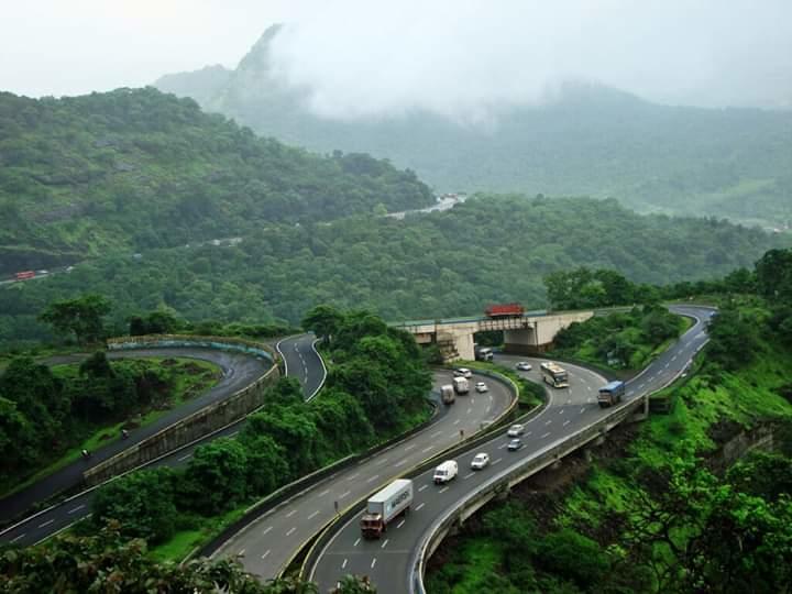 (y) Mumbai-Pune Expressway  #Lonavala