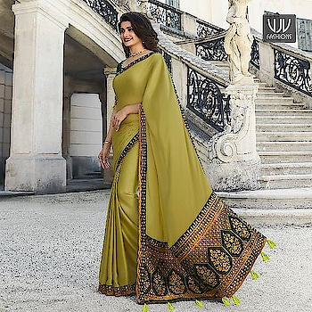 Buy Now @ http://greens.shopping/saree7  Prachi Desai Green Color Silk Classic Designer Saree  Price- ₹3,200.00  Fabric- Silk  Product No 👉 VJV-VINA20134  @ www.vjvfashions.com  #saree #sarees #indianwear  #indianwedding #fashion #fashions #trends #cultures #india #instagood #weddingwear #designer #ethnics #clothes #glamorous #indian #beautifulsaree #beautiful #lehengasaree  #lehenga #indiansaree #vjvfashions #pretty #celebrity #bridal #sari #style #stylish #bollywood #sari