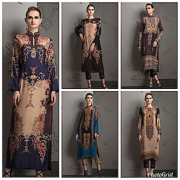 📣📣📣 * #Anita #Dongrey* *Spring #Summer 2018* *Volume-4*  *#Crepe #Long Kurta Only*  *Designer Prints* *Selected 5 Designs*  *Bright Colors & Silky.       Designs* *set rate 560×5 pc s*  *SINGLE Rate 750*  *Book Now*  *WEDNESDAY  DISPATCH* Whatsspp on +918879845751. +919029093762