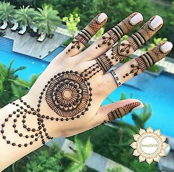#mhendibydishu  #latest-mehndi #indian-mehndi #mehndiartist #designer-of-mehndi #lagsmehndi#bridal_mehndi