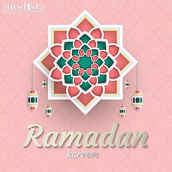 Team Modista wishes you all a very peaceful and blessed Ramadan. . . . #Modista #Modistadxb #RamadanKareem #holymonth #festive #lifestyle #exhibitions #premium #India #Dubai #fashion #couture #homedecor #accessories #style #luxury #grandeur #fashionistas #underoneroof #savethedate #modistarocks