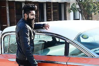 #beardlife #beard #bearded-men #beard 👑. #gucci #rolexwatch #stylepost #photoshooting #pic #click #moment #dream car #shootday #bollywoodstylesuits #ranveersinghfanclub