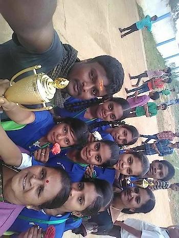 basket ball winners team.