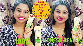 https://youtu.be/CGrGWXQOJHs Hey everyone! In this video I have shared my experience with LOTUS HERBALS Tea Tree Face Wash. It's very good for Oily & Acne Prone Skin. If u find this video helpful do not forget to subscribe to my channel and like comment share my video. . . . #lotus #lotusherbals #lotus_herbals #teatree #teatreeoilfordarkspotsonface #teatreeoilusesforskin #bestfacewash #acne #acneskincare #acneproneskin #acnetreatment #acnescars #acnefreeskin #acnefreelife #youtuber #honest #honestreviews #roposo #roposostar #roposobeauty