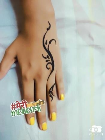#mehandi designs ##mehandi design# #mehandi by heart #mehandi love #teej mehendi  #ropo-post #ropo-style #merimehendi