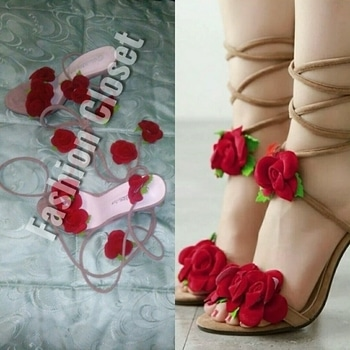 Client diaries  Cross Lacing Rose High Heel Sandals.  Size - 5-6-7-8-9 Price - Rs. 2500/- + shipping  Available with us  Watsapp - +91 9930777376 Email -  fashioncloset06@gmail.com Or DM for enquiries. #shopping #blogger #likeforliketagsforlike #stripes #onlineshopping #shoe #instadaily #fashion #stfy #instagram #shoefie #loveforshoes #followforfollow #shoethatfitsyou #blog #loveforheel #fashionblogger #stripeshoes #hairstyle #motd #stilettos  #streetfashion #aboutalook #lgbt #fabulous #ootd #unicorn #girlswithstylw #makeupartist