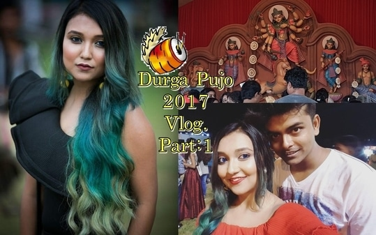 Hello Lovelies #DurgaPujoVlog Part 1 is up in my 📽 #YoutubeChannel 👉 #LINK : https://youtu.be/lFAE2RMfXVM . ✔Please do #SUBSCRIBE to my Channel and share your views in my youtube channel comment box. ✔Use this #Emoji🥁 if u find this vlog interesting. . #youtube #youtuber #vlogger #fashionblogger #fashionart #fashionvlogger #vlogging #styleblogger #kolkata #ytcreator #kolkatabloggers #vlogging #durgapujo #duggadugga #bloggersindia #roposoblogger #roposo #soroposo #roposoinfluenser